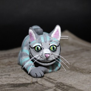 Фото Чеширский кот фигурка