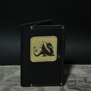 Фото Обложка для документов Дракон