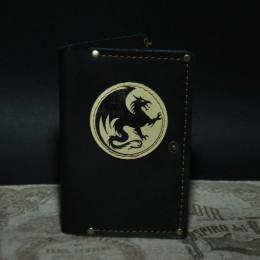 Фото Обложка для документов Грозный дракон