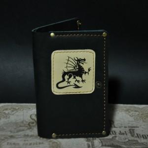 Фото Обложка для документов Свирепый дракон
