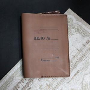 Фото Обложка на паспорт Дело №