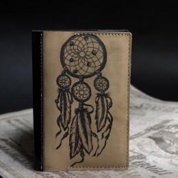 Фото Обложка на паспорт с ловцом снов