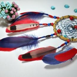 Фото Ловец снов с красным жёлудем Сешат