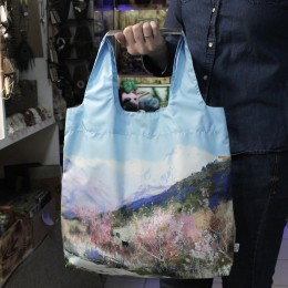 Фото Сумка-шоппер Весна в Италии Левитан