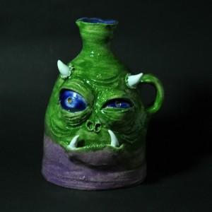 Фото Бутылка сувенирная монстр Грегор