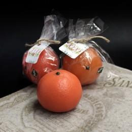 Фото Мандарин ароматное сувенирное мыло