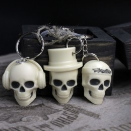 Фото Череп брелок для ключей