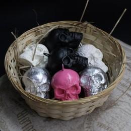 Фото Ёлочная игрушка череп