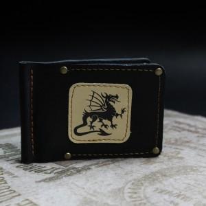 фото Зажим для денег Дракон