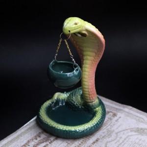 Фото Аромалампа змея