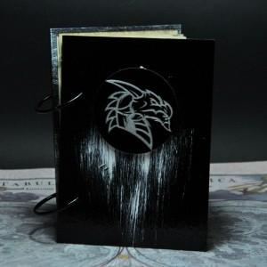 Фото Блокнот для эскизов средний Дракон