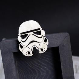 Фото Брошь Штурмовик Звёздные войны