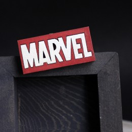 Фото Брошь Марвел (Marvel)