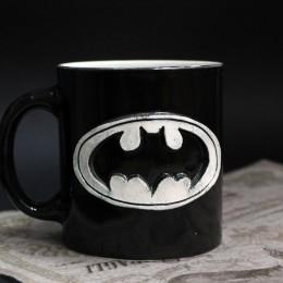 Фото Кружка Бэтмен керамика ручной работы