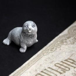 Фото Статуэтка маленькая морской котик