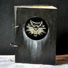 Фото Блокнот для эскизов Ведьмак (разные)