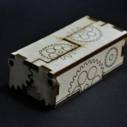 Коробочка для украшений Стимпанк