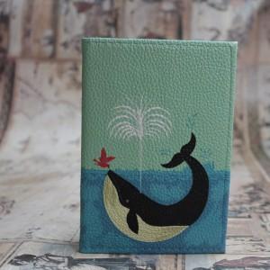 Фото Обложка на паспорт Кит