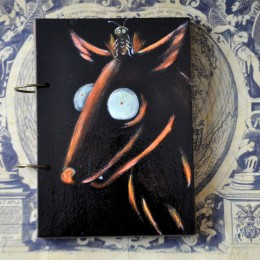 Блокнот для эскизов Тараканоголов фото