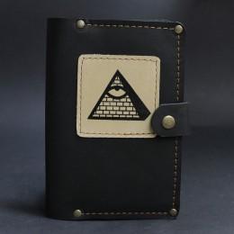 Фото Обложка для документов Масонская пирамида
