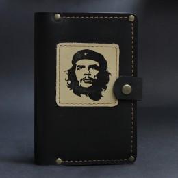 Фото Обложка для документов Че Гевара натуральная кожа