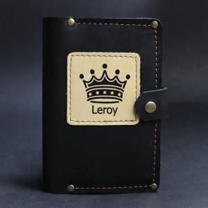 Фото Обложка для документов Leroy
