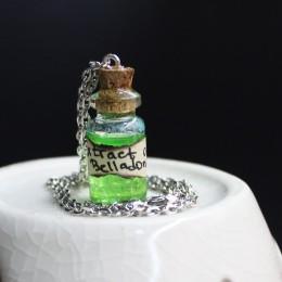 Фото Кулон-бутылочка Экстракт белладонны