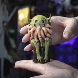 Фото Ктулху Лавкрафт фигурка керамическая ручной работы