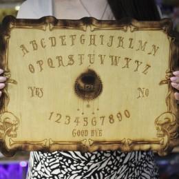 Фото Большая доска Уиджи - спиритическая доска