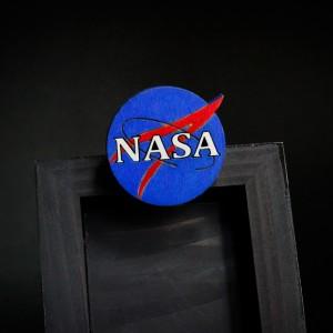 Фото Брошь NASA
