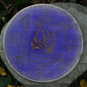 Фото Доска Ведьмы Эльфийская лучница