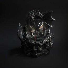 """Фото Плазменный шар ночник """"Драконье логово"""""""