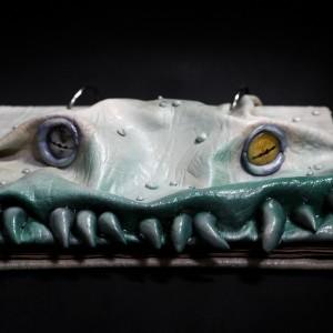 Фото Блокнот с тентаклями Жемчужный Лукреций