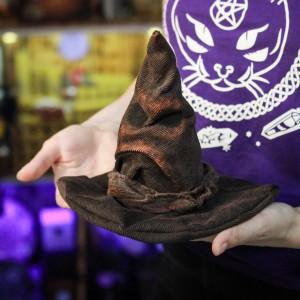 Фото Распределительная шляпа Хогвартса