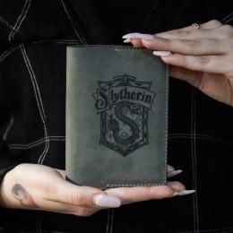 Фото Обложка для паспорта Слизерин