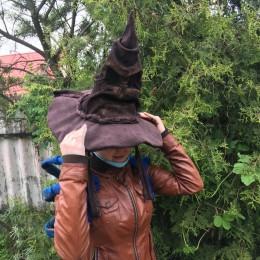 Фото Сортировочная шляпа Хогвартса