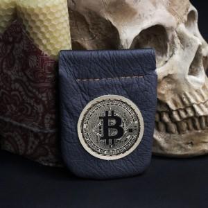 Фото Монетница Биткойн маленькая
