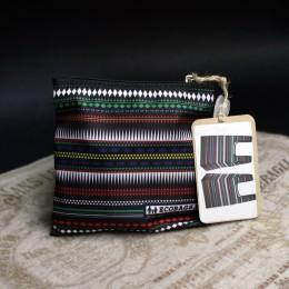 """Фото Яркая сумочка с текстильным чехлом """"Африканские узоры"""""""