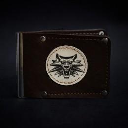 Фото Зажим для денег Ведьмак