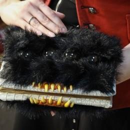 Фото Зубастая книга - Чудовищный блокнот с чёрными глазами Дороти