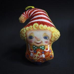 Фото Ёлочная игрушка Буратино