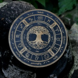 Фото Языческий календарь Кельтское дерево