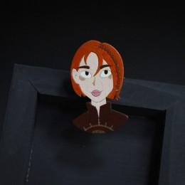 Фото Брошь Лелиана - Dragon Age игра