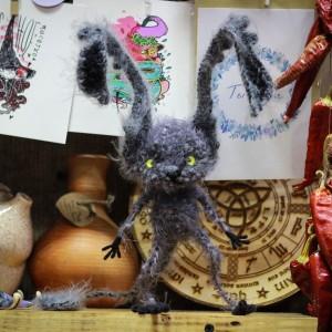 Фото Тушканчик игрушка на каркасе