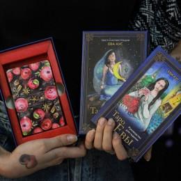 Фото Таро Евы подарочное издание