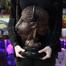 Фото Скульптура Шаман