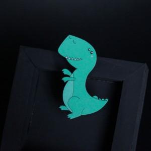 Фото Брошка Тираннозавр