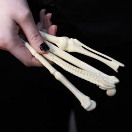 Фото Ручка в виде кости, шариковая одноразовая