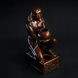 """Фото Аромалампа """"Египтянка"""" цвет терракот"""