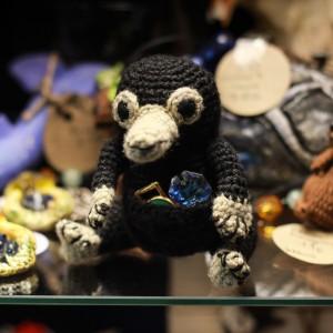 Фото Нюхль игрушка ручной работы